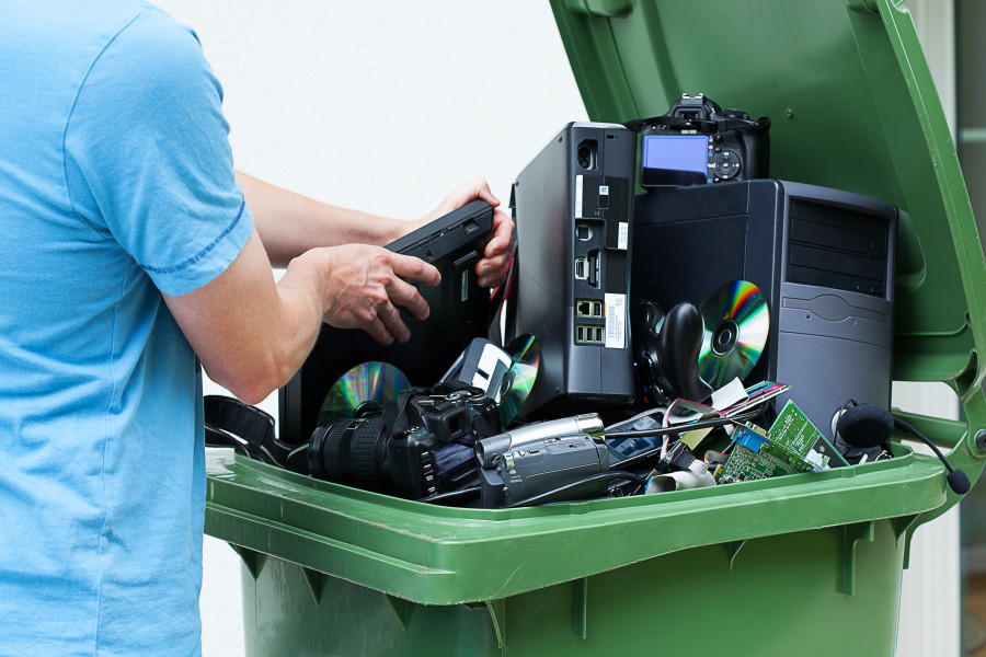 Waste Electrical and Electronic Equipment recycling (WEEE)